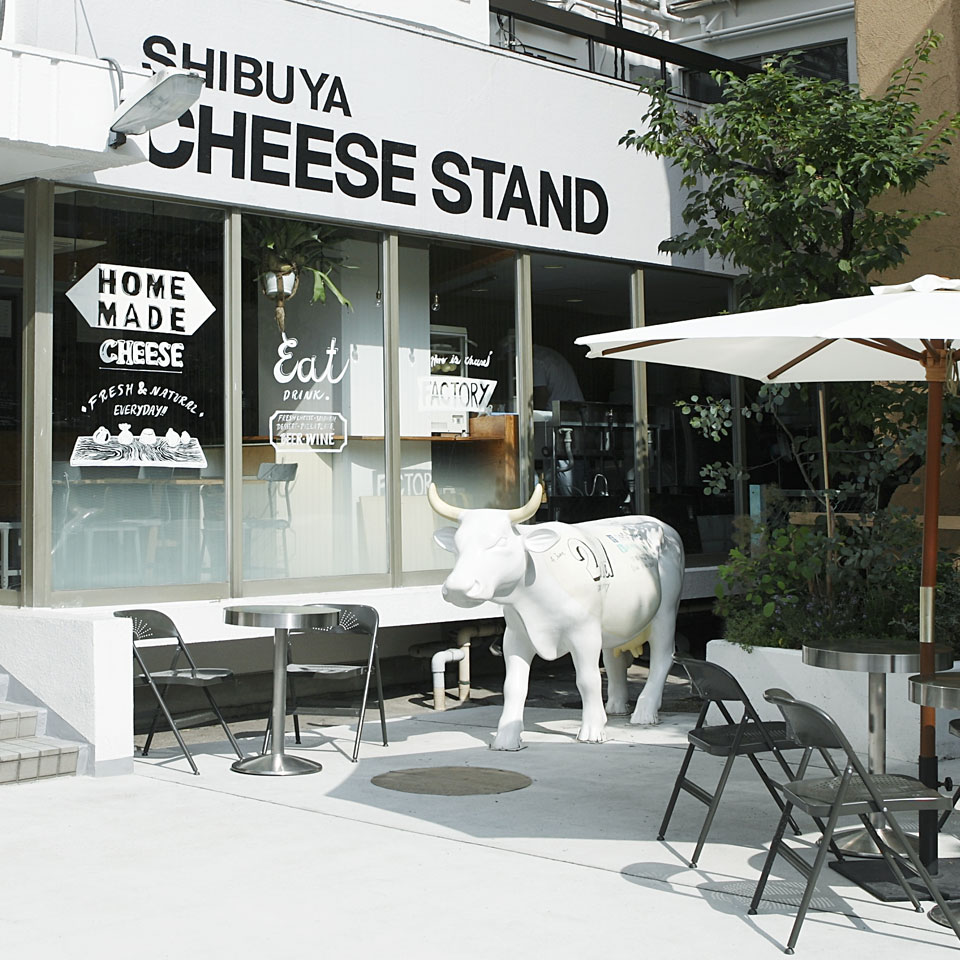 CHEESE STAND(チーズスタンド)